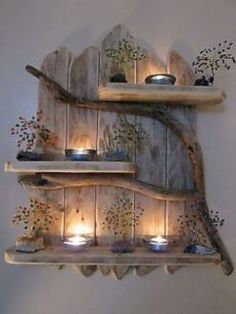 Wonderful DIY Rustic Wall Decor Idea 15