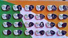 Rio 2016 - Pictograms Pins