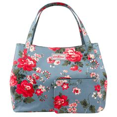Winter Rose Mid-Size Grab Tote | Cath Kidston |