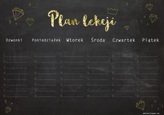 D E K O L A N D: Plan Lekcji 2016 Diy Back To School, School Planner, Event Planning Business, Religious Education, Text You, Taking Pictures, Bujo, Lesson Plans, Bullet Journal