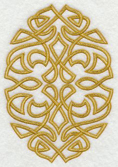 Machine Embroidery Designs at Embroidery Library! Celtic Knots, Celtic Symbols, Celtic Art, Celtic Mandala, Celtic Patterns, Celtic Designs, Machine Embroidery Applique, Embroidery Patterns, Viking Pattern
