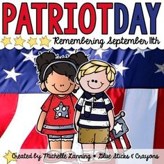 This is an informative mini-pack about Patriot Day (9/11) for little learners…
