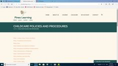Childcare Policies and Procedures Safety Policy, Code Of Conduct, Medical Conditions, Health And Safety, Childcare, Trauma, Workplace, Communication, Learning
