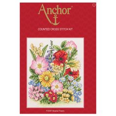 Brand new in to Marie's! #crossstitch #needle #thread #relax #craft #home #anchor