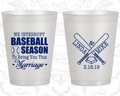 Custom Frosted Cups, Shatterproof Cups, Frost Flex Cups, Frosted Cups, Frosted Plastic Cups, Personalized Frosted Cups (313)