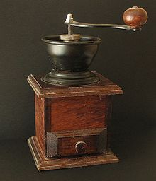 Koffiemolen - Wikipedia
