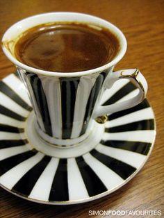 Turkish coffee cup !  LOVE LOVE http://www.magnificentturkey.com/ #turkish #coffee #turkey