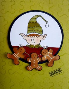 Elves Are Watching - NICE!