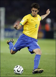 kaka, another favorite player