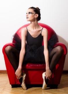 DancingDesign_ Model: Martina B. MakeUp: Giada Curci Ph: Alessia Casorati