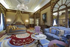 Hemingway Suite - Grand Hotel Des Iles Borromees Stresa