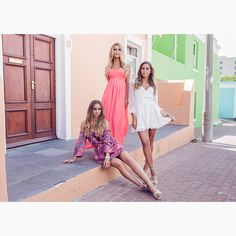 Follow along in the footsteps of our six star #bloggers for a #fashion-packed #spring filled with #adventure and the #hottest #looks. It's #NellyEpicSpring! Shop all the looks at www.nelly.com