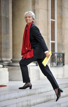 Christine Lagarde - The Most Fashionable Woman In Finance