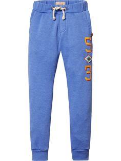 Cotton Blend Sweatpants