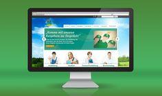Karriere-Website und Kampagne für DLG:Die Deutsche Landwirtschafts Gesellschaft e.V. (DLG) geht neue Wege, um Jugendlichen die grünen Berufe näher zu bringen und Hürden abzubauen. In einer auf Dialog eingestellten Website stehenerfahrene RatgeberRede und Antwort.