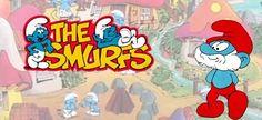 Smurfs...every saturday morning of my childhood it seems like...lol! :)