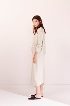 Scenic Crew by Kowtow. Ethical organic cotton.