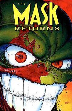 the mask comic books - Google Search