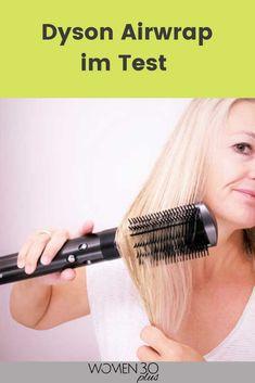Wir haben den Dyson Airwrap mit den unterschiedlichsten Stylingaufsätzen getestet. Mal schauen, ob Bad Hair Days nun der Vergangenheit angehören. Lies hier unseren Testbericht. #dysonairwrap #haarstyling #produkttest