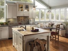 6 Helpful Tips AND Tricks: Ikea Kitchen Remodel Craft Rooms kitchen remodel pantry open shelving.Kitchen Remodel Layout Tips cheap kitchen remodel rustic. Cheap Kitchen Remodel, Galley Kitchen Remodel, Ranch Kitchen, Remodel Bathroom, Kitchen Remodeling, Rustic Kitchen Lighting, Kitchen Lighting Design, Hickory Kitchen Cabinets, Painting Kitchen Cabinets