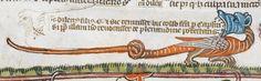 Royal MS 10 E IV Date c 1300-c 1340 Title Decretals of Gregory IX with gloss of Bernard of Parma (the 'Smithfield Decretals') Detail Folio 178v