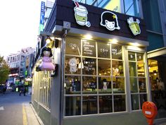 Quirky cafe in seoul (1)  love this quirky cafe, need to go there when I'm in Seoul!