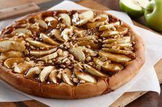 Caramel Apple Pizza - Fleischmann's Yeast