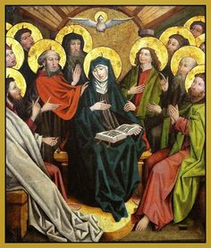 The Breadbox Letters: When the Day of Pentecost Came