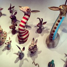 Valency Genis Fauna opening at SF tomorrow night in ABQ! | Flickr - Photo Sharing!