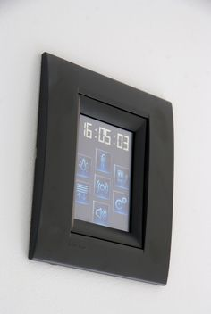 "BTicino MyHOME 3,5"" touchscreen"