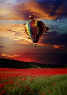 Balloon Afloat
