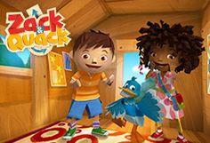 About Zack & Quack | Zack & Quack | Nick Jr.