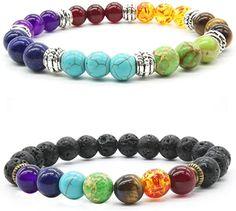 Yoga Armband +++ Hitta ett toppval 2021! +✅ Olika alternativ för att välja en fin Yoga Armband. Det bästa urvalet av topprankade produkter ✮ Fantastiska Amazon-priser. Helt enkelt. Klar. Köp den enkelt online! Silver Bracelets For Women, Silver Bangle Bracelets, Pearl Bracelet, Beaded Bracelets, Yoga Bracelet, Chakra Bracelet, Crystals And Gemstones, Semi Precious Gemstones, Lapis Lazuli