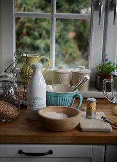 cosy kitchen cooking