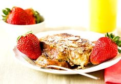 Cinnamon-Almond French Toast Recipe   Brown Eyed Baker