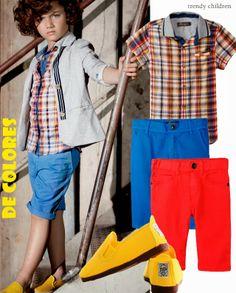 ESPECIAL PRENDAS DE ENTRETIEMPO. spring jacket for kids by ...