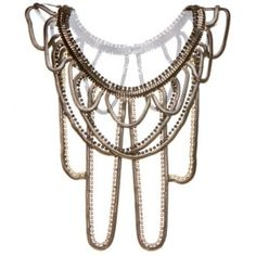 The Chrysler necklace is a wild and sexy necklace from Lionette's Metroploitan Collection, celebrating the city of New York.    $568.00