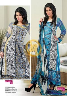 Dawood Zamzam Lawn Collection 2013 Volume 2 For Women