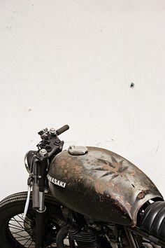 1971 Honda CB 750 - 'The Brat' - Pipeburn - Purveyors of Classic Motorcycles, Cafe Racers & Custom motorbikes Vintage Motorcycles, Custom Motorcycles, Custom Bikes, Vespa, Chopper, Retro Bikes, Bobbers, Cafe Racers, Yamaha 535 Virago