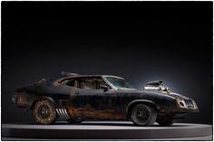 映画『マッドマックス 怒りのデス・ロード』に登場した改造車の美しく世紀末な写真集 78