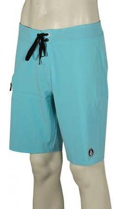 Volcom Lido Solid Boardshorts - Bright Turquoise