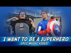 London Film & Comic Con - I Just Want To Be a Superhero (Music Video)