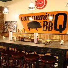 Community Q BBQ , Atlanta