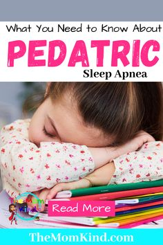 Pediatric Sleep Apnea: 5 Things You Should Know About This Serious Sleep Disorder in Children #sleepdisorders #parenting #sleepapnea #sleephealth Mom Advice, Parenting Advice, Kids And Parenting, Sleep Disorders In Children, Effective Learning, Learning Through Play, Sleep Apnea, Work From Home Moms, Working Moms
