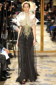 Marchesa Fall 2012 RTW.  Powerful.