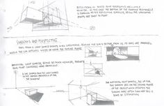 Notes on perspective drawing by Disney layout artist Paul Felix - Part I Comic Book Artists, Comic Artist, Nathan Fowkes, Perspective Drawing Lessons, Perspective Art, Graphic Design Lessons, Famous Phrases, Empty Canvas, Composition Art