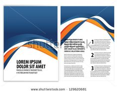 Business Flyer Templates transportation | Booklet template Stock Photos, Illustrations, and Vector Art