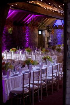 A spectacular and inspirational new venue for Perthshire.  You can convert this byre into something truly magical and we are here to help you every step of the way.  As they say, the sky's the limit! www.bluethistleweddings.co.uk