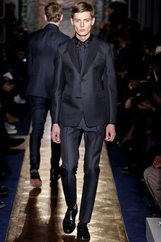 Janis Ancens for Valentino FW 13 #attitudemodels