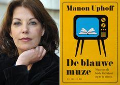 Uitgelicht: Succes series met Manon Uphoff. Je ziet het op #Manuscripta!
